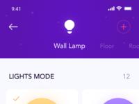 Iphone x lights 01