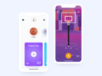 AR Application | Reality Basketball | IOS