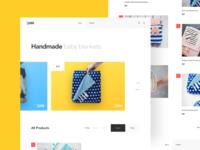 Laska: E-commerce ui design