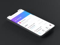 BlockMedx mobile application