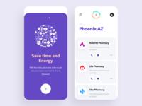 Mobile app - Online Pharmacy