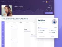 FitMe Profile Page