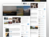 Newsfeed design