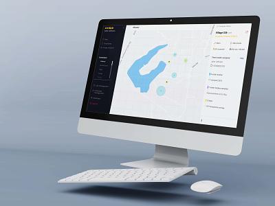Zzapp Malaria - Management Site managment web ui 200apps design