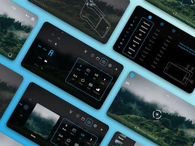 Pictar - Application for MIGGO screens pictar miggo camera design app