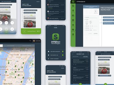 StringBean - Web & Mobile App