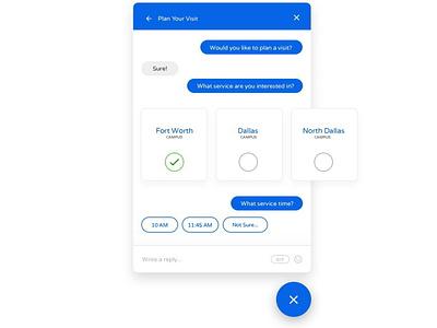 Chatbot Design minimal app ux design ui graphic design chatbot chat