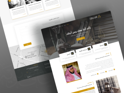 lawyer website website design website design ui