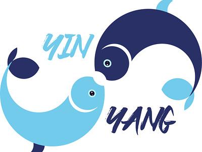 Yin & Yang - Revisited yinandyang conceptart graphic design vector logo design illustration