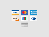 Credit Cards - Freebie