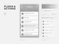 Andén app — iOS / Android Subway app