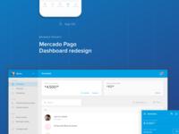 Mercado Pago - Dashboard Redesign - Behance Project