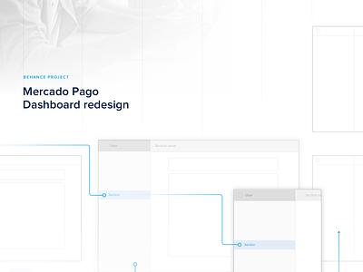 Mercado Pago - Dashboard Redesign - Behance Project ui dashboard interface mercado pago mercado pago blue redesign ux