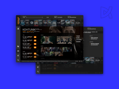 Apollo Cinema (Concept) content strategy web-design ui ux friends family fun movies cinema entertainment interaction design information architecture