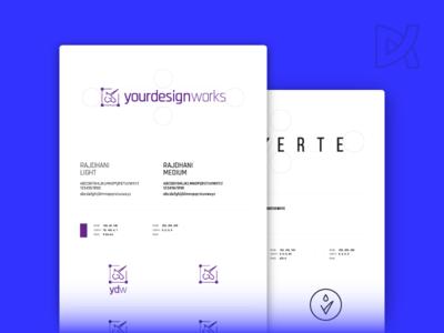 Brand & Logo logo design identity icon design graphic design drawing branding modest flat minimal simple clean sketching
