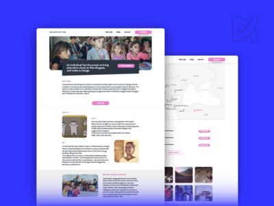 SofaSolution pro-bono interaction design information architecture web-design graphic design ui ux refugee vienna ankara sofa hitchhiking