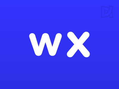 WanderX (sneak-peak) graphic design brand identity identity system logo