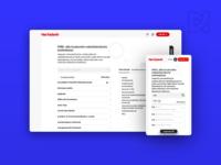 Vabayhenduste Liit – Database