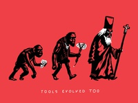Tools Evolved Too