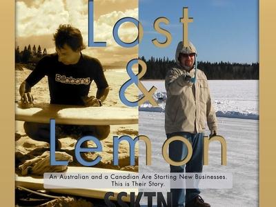 My Original Lost & Lemon Artwork