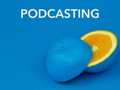 Blue Lemon Podcast Artwork Idea #2