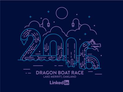Linkedin Dragon Boat Race