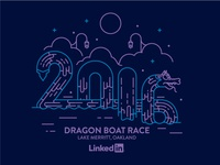 Linkedin Dragon Boat Race