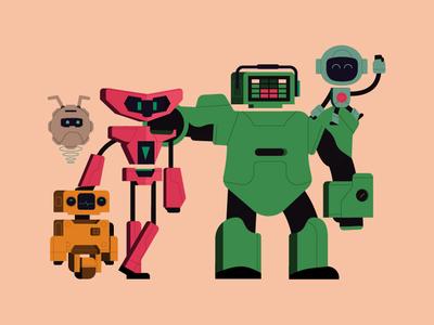 Mixer bots