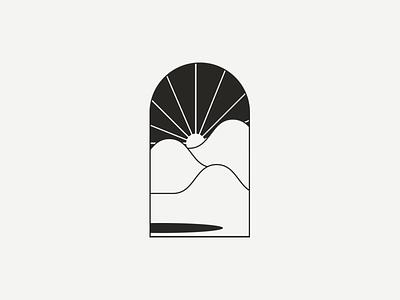 Into the Resurrection icon digital vector illustration graphic design design