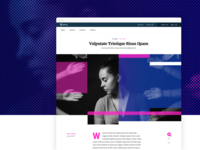 Editorial Feature Template