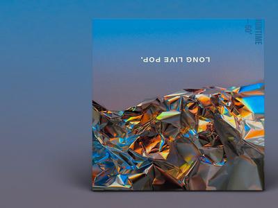 Long live Pop. - Mix Cover