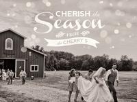 Cherry Christmas Card Pt. II...