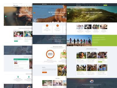 Charitable - homepage
