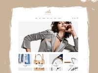 iOne minimal ecommerce theme