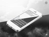 Day & Night Mode - Write it iOS App