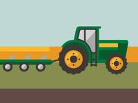 Beer Institute Tractor