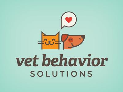 Vet Behavior Solutions Logo
