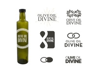 Olive Oil Divine Logo Rejects