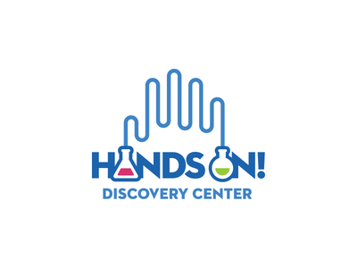 Hands On! Discovery Center Logo