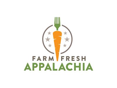 Farm Fresh Appalachia farmers market fork appalachian tennessee carrot