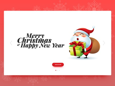 Holiday - 005 christmas ui ho chi minh dailyui daily challenge holiday features banner