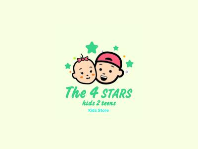 The 4 Stars Logo