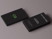 Minimalist Architecture Business Card