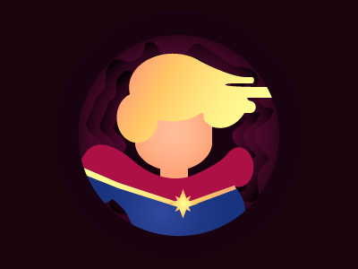Captain Marvel Avatar