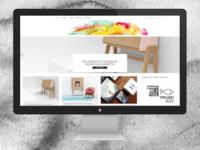 Brand new website for The Design Pot