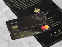 Versailles Bank Card
