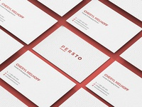 Persto Stationery
