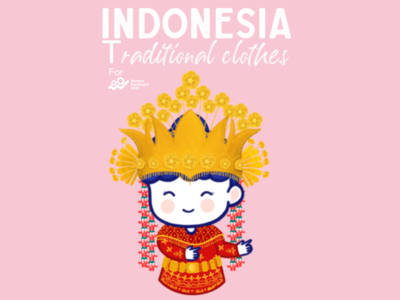 INDONESIA TRADITIONAL CLOTHES PROJECT