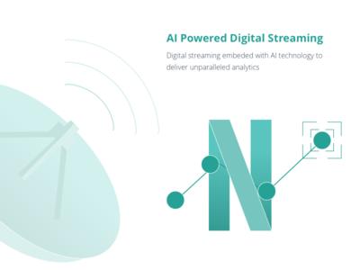 AI Powered Digital Streaming