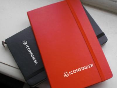 Iconfinder Sticker